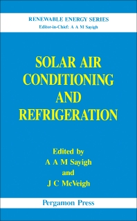 Cover image for Solar Air Conditioning and Refrigeration