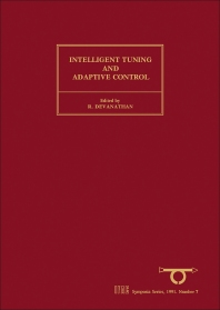 Cover image for Intelligent Tuning and Adaptive Control