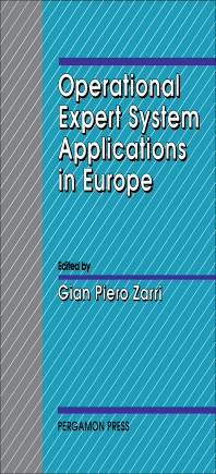 Operational Expert System Applications in Europe - 1st Edition - ISBN: 9780080414386, 9781483144917