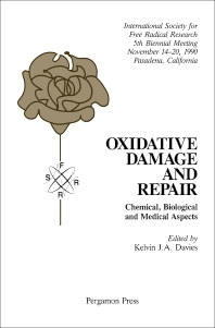 Oxidative Damage & Repair - 1st Edition - ISBN: 9780080417493, 9781483287669