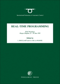 Cover image for Real-Time Programming 1992