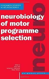 Cover image for Neurobiology of Motor Programme Selection