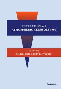 Nucleation and Atmospheric Aerosols 1996
