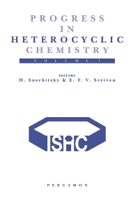 Progress in Heterocyclic Chemistry - 1st Edition - ISBN: 9780080420905, 9780080544762