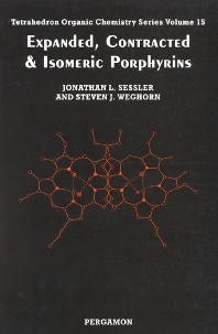 Cover image for Expanded, Contracted & Isomeric Porphyrins