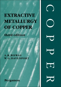 Extractive Metallurgy of Copper - 3rd Edition - ISBN: 9780080421247, 9781483287850