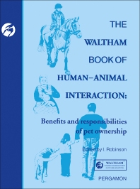 Cover image for The Waltham Book of Human-Animal Interaction