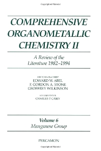 Comprehensive Organometallic Chemistry II, Volume 6 - 1st Edition - ISBN: 9780080423135, 9780080912691
