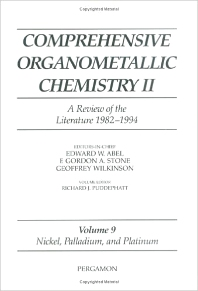 Nickel, Palladium and Platinum, 1st Edition,R.J. Puddephatt,ISBN9780080423166