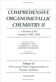 Main-Group Metal Organometallics in Organic Synthesis - 1st Edition - ISBN: 9780080423180, 9780080912738