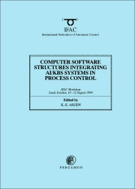 Cover image for Computer Software Structures Integrating AI/KBS Systems in Process Control