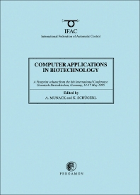 Cover image for Computer Applications in Biotechnology
