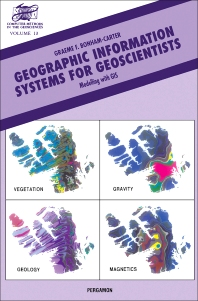 Cover image for Geographic Information Systems for Geoscientists