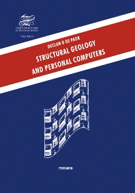 Cover image for Structural Geology and Personal Computers