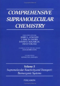 Supramolecular Reactivity and Transport: Bioinorganic Systems - 1st Edition - ISBN: 9780080427171, 9780080912851