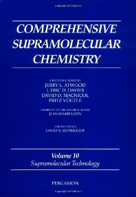 Comprehensive Supramolecular Technology, Volume 10 - 1st Edition - ISBN: 9780080427225