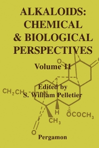 Alkaloids: Chemical and Biological Perspectives, Volume 11, 1st Edition,S.W. Pelletier,ISBN9780080427973