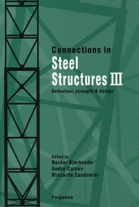 Connections in Steel Structures III - 1st Edition - ISBN: 9780080428215, 9780080529790