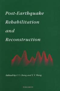 Post-Earthquake Rehabilitation and Reconstruction - 1st Edition - ISBN: 9780080428253, 9780080539300