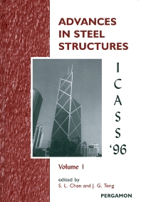 Cover image for Advances in Steel Structures ICASS '96