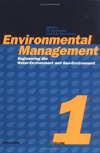 Environmental Management, 1st Edition,M. Sivakumar,R.N. Chowdhury,ISBN9780080428475