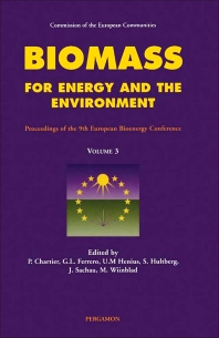 Cover image for Biomass for Energy and the Environment