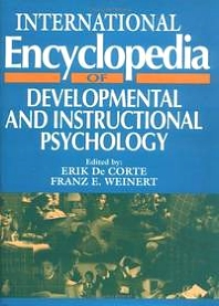 Cover image for International Encyclopedia of Developmental & Instructional Psychology