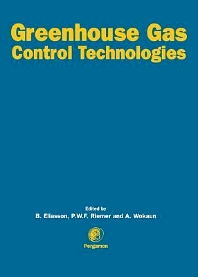 Cover image for Greenhouse Gas Control Technologies