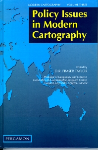 Cover image for Policy Issues in Modern Cartography