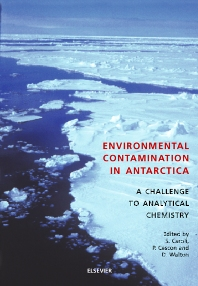 Cover image for Environmental Contamination in Antarctica