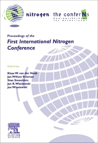 Cover image for Nitrogen, the Confer-N-s