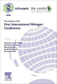 Cover image for Nitrogen, the Confer-N-s