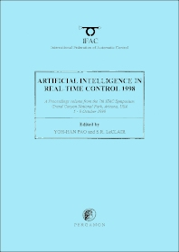 Cover image for Artificial Intelligence in Real-Time Control 1998