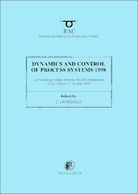 Cover image for Dynamics and Control of Process Systems 1998 (2-Volume Set)