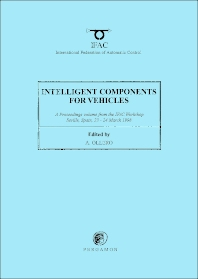 Cover image for Intelligent Components for Vehicles