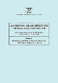 Cover image for Algorithms and Architectures for Real-Time Control 1998