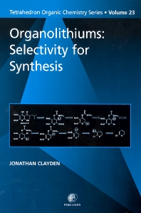 Cover image for Organolithiums: Selectivity for Synthesis