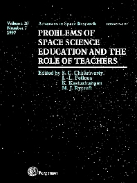 Cover image for Problems of Space Science Education and the Role of Teachers