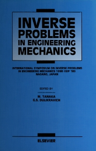 Cover image for Inverse Problems in Engineering Mechanics
