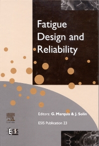 Cover image for Fatigue Design and Reliability