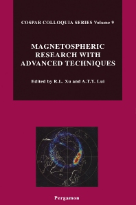 Magnetospheric Research with Advanced Techniques - 1st Edition - ISBN: 9780080433301, 9780080535746