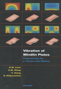 Vibration of Mindlin Plates - 1st Edition - ISBN: 9780080433417, 9780080543543