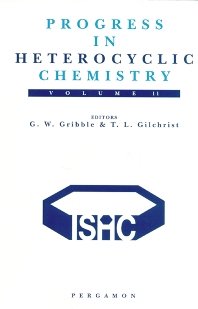 Progress in Heterocyclic Chemistry - 1st Edition - ISBN: 9780080434070, 9780080539850