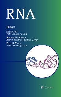 RNA - 1st Edition - ISBN: 9780080434087, 9780080540627