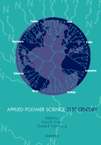 Applied Polymer Science: 21st Century, 1st Edition,C. Craver,C. Carraher,ISBN9780080434179