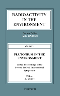 Cover image for Plutonium in the Environment