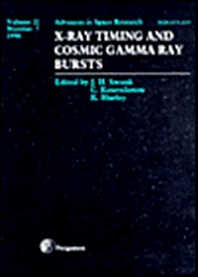 Cover image for X-Ray Timing and Cosmic Gamma Ray Bursts