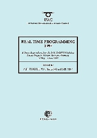 Cover image for Real Time Programming 1999