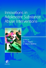 Cover image for Innovations in Adolescent Substance Abuse Interventions