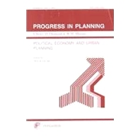 Cover image for Progress in Planning, Volume 51, Part 1